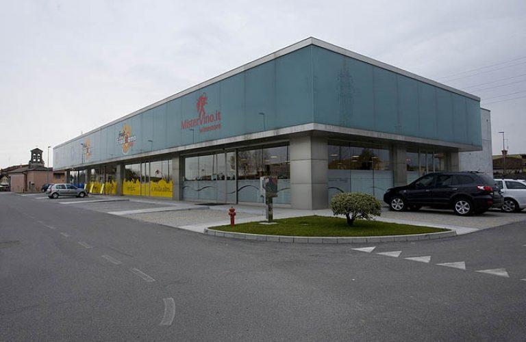 """Centro Commerciale """"S. Antonio"""" - Collodetto Costruzioni"""