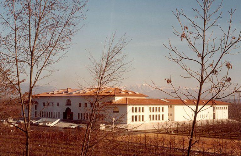 Istituto Tecnico Agrario Statale - Collodetto Costruzioni