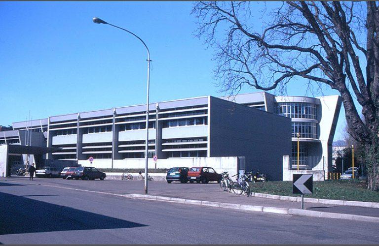"""Liceo scientifico """"Grigoletti"""" - Collodetto Costruzioni"""