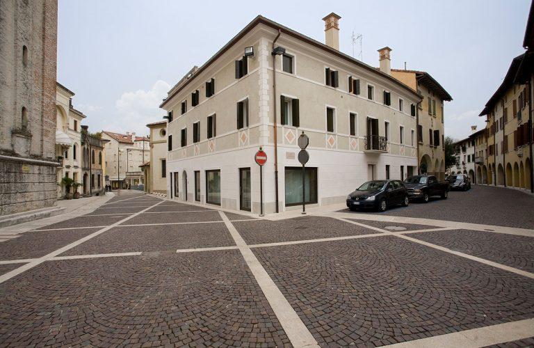 """Palazzo """"Poletti"""" - Collodetto Costruzioni"""