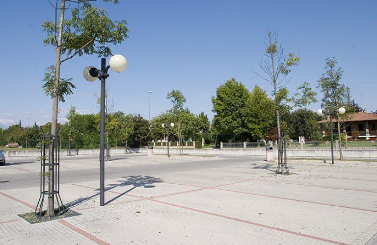 """Parcheggio Supermercato """"Coop"""" - Collodetto Costruzioni"""