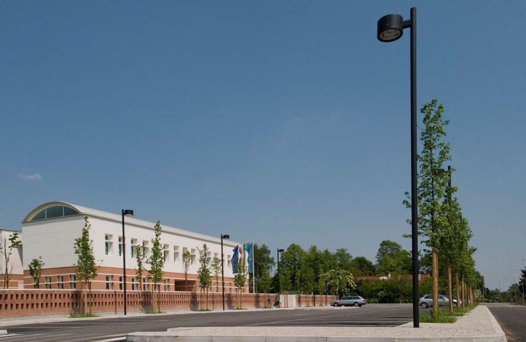 Parcheggio Scuole Tamai - Collodetto Costruzioni