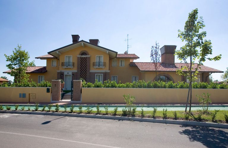 Residenza privata - Collodetto Costruzioni